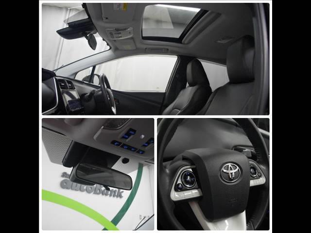 S 社外18インチアルミホイール 革調シートカバー デアイサー サンルーフ 社外ツインマフラー アルパイン9型ナビ 社外スピーカー プリクラッシュセーフティー LEDヘッドライト LEDルームランプ(18枚目)