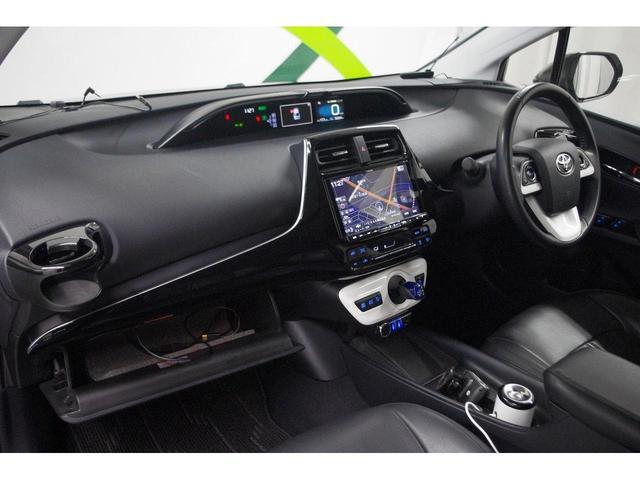 S 社外18インチアルミホイール 革調シートカバー デアイサー サンルーフ 社外ツインマフラー アルパイン9型ナビ 社外スピーカー プリクラッシュセーフティー LEDヘッドライト LEDルームランプ(29枚目)