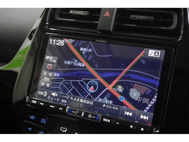 S 社外18インチアルミホイール 革調シートカバー デアイサー サンルーフ 社外ツインマフラー アルパイン9型ナビ 社外スピーカー プリクラッシュセーフティー LEDヘッドライト LEDルームランプ(37枚目)