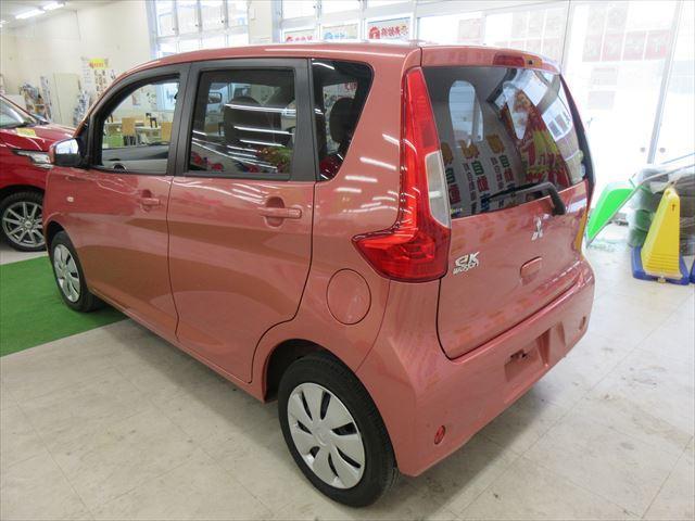 「三菱」「eKワゴン」「コンパクトカー」「北海道」の中古車17
