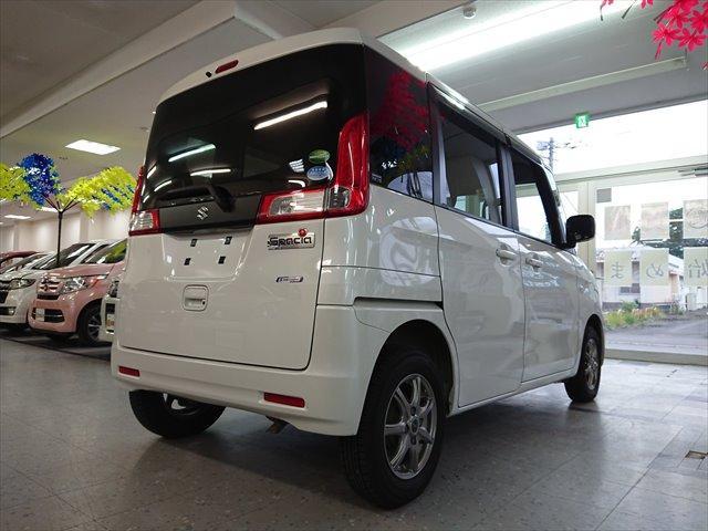 G ABS Sエネチャ アイドルSTOP スマキー 4WD(2枚目)
