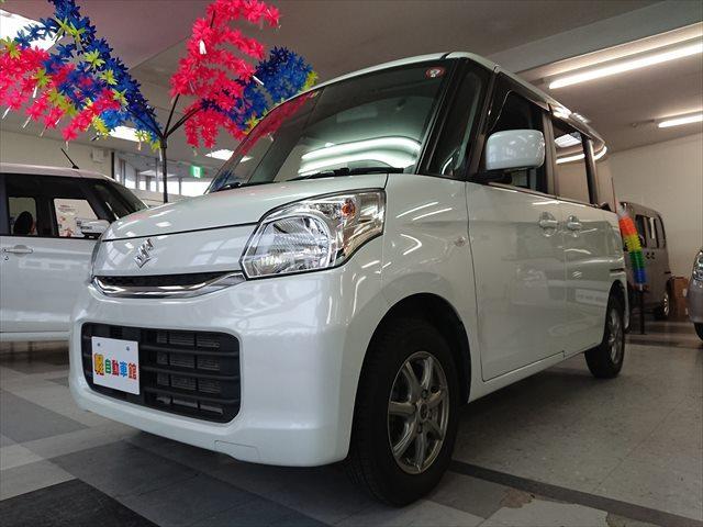 G ABS Sエネチャ アイドルSTOP スマキー 4WD(16枚目)