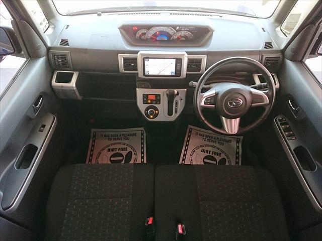 G ターボ ナビTV パワスラドア スマキー 4WD(4枚目)