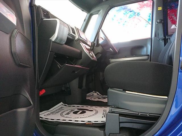 G ターボ ナビTV パワスラドア スマキー 4WD(13枚目)