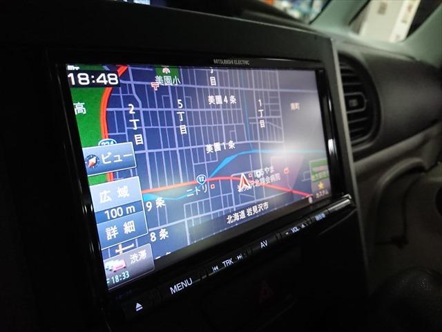 L ナビ ABS エコアイドル 4WD(9枚目)