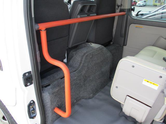車椅子移動車 4WD 10人乗 オートステップ リアヒーター(27枚目)