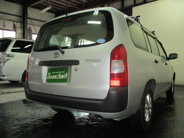 トヨタ プロボックスバン DX 4WD フル装備 オートマ ワンセグメモリーナビ