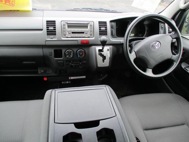 ロングDX 4WD 3/6人 5ドア AT メモリーナビ(5枚目)