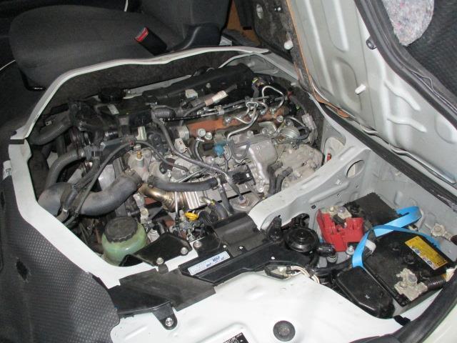 ロングDX 4WD 3/6人 5ドア AT メモリーナビ(6枚目)