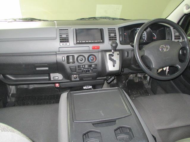 ロングDX 4WD 3/6人 5ドア メモリーナビ キーレス(5枚目)