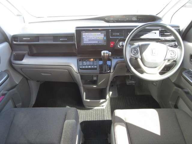 ホンダ ステップワゴン G4WD  純正メモリーナビ クルコン ETC