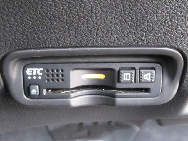 ETC付き!高速道路を走る時に必須アイテムです!ホンダCカードでもETCカードをお申し込みできます!