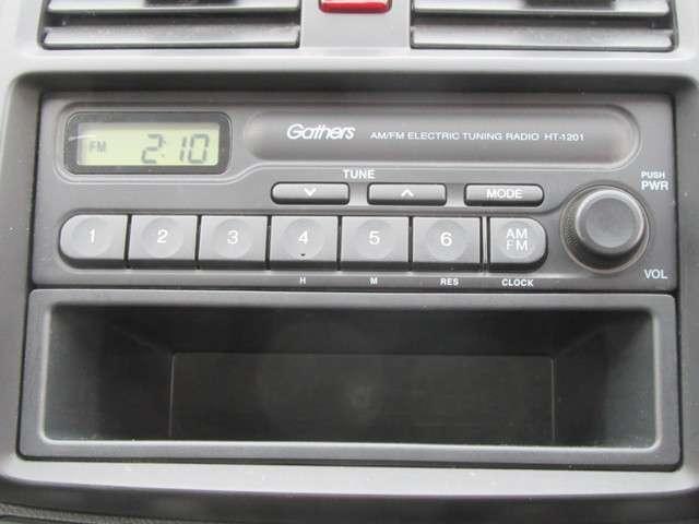 純正CDプレーヤー付き!音質にもこだわってます!
