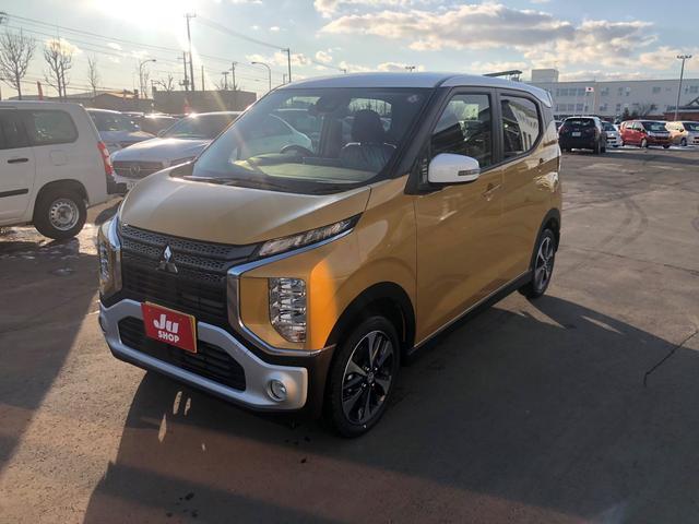 「三菱」「eKクロス」「コンパクトカー」「北海道」の中古車7