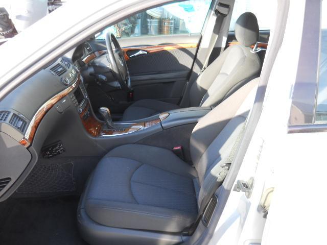 E240 パワーシート 盗難防止システム(12枚目)