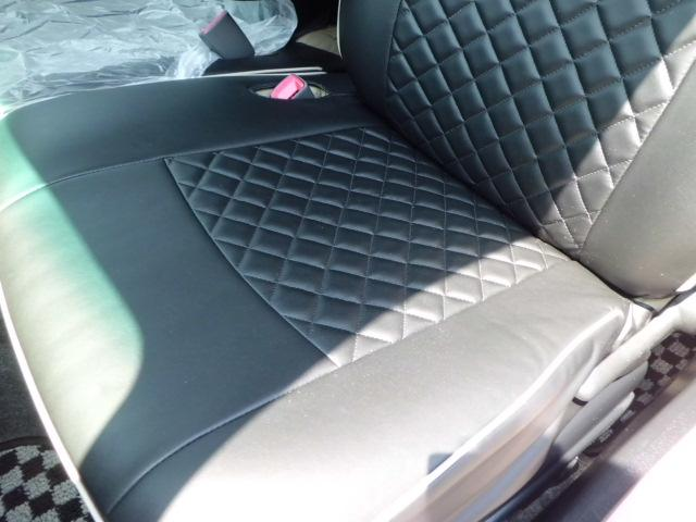 シート座面も綺麗な状態が保たれています!