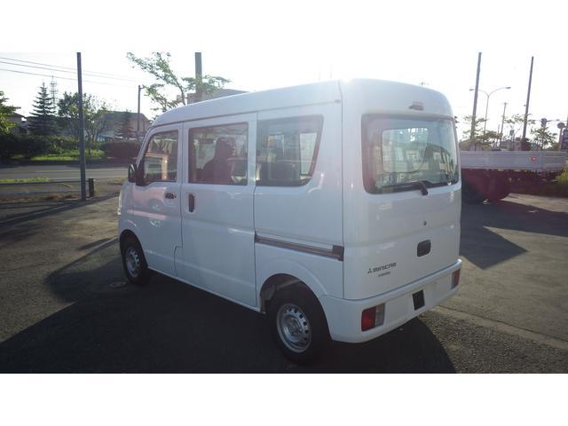 三菱 ミニキャブバン M 4WD 5速マニュアル