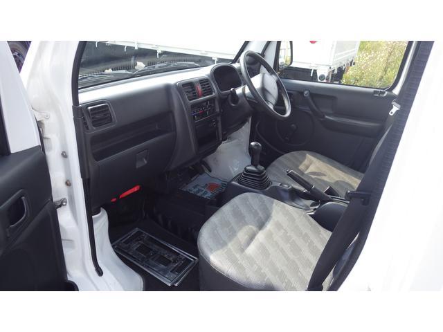 マツダ スクラムトラック KC農繁 4WD パワステ 本州仕入