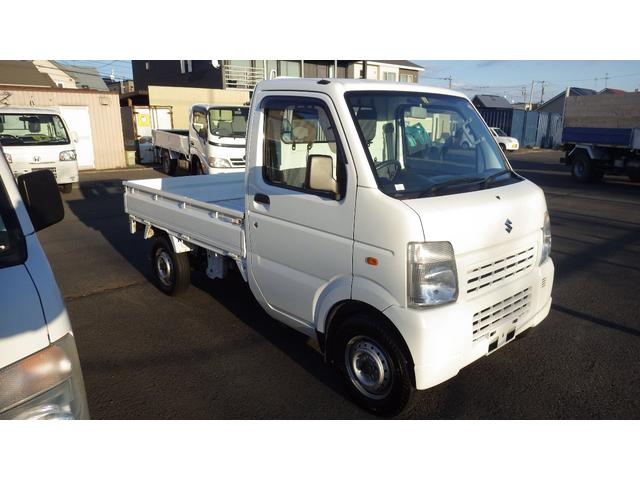 KC 本州仕入れ 5速マニュアル 4WD グー鑑定書付(5枚目)
