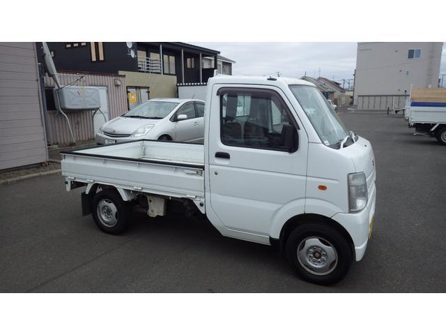 KU ku アイチバージョン 本州仕入れ 4WD パワステ 5速マニュアル(5枚目)