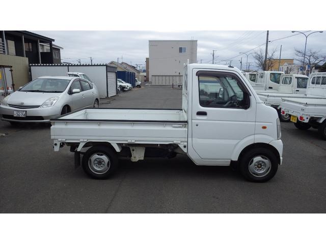 KU ku アイチバージョン 本州仕入れ 4WD パワステ 5速マニュアル(6枚目)