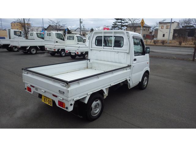 KU ku アイチバージョン 本州仕入れ 4WD パワステ 5速マニュアル(7枚目)