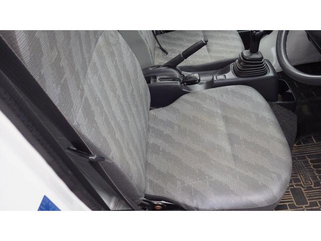 KU ku アイチバージョン 本州仕入れ 4WD パワステ 5速マニュアル(17枚目)