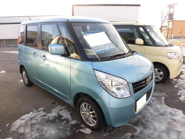 「スズキ」「パレット」「コンパクトカー」「北海道」の中古車2
