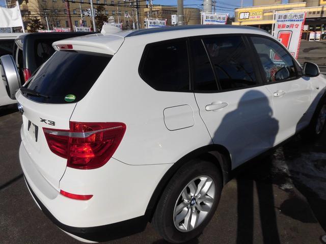 「BMW」「X3」「SUV・クロカン」「北海道」の中古車6