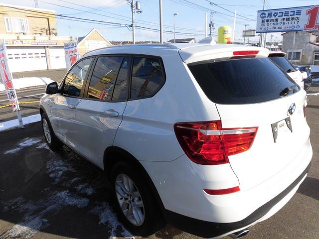「BMW」「X3」「SUV・クロカン」「北海道」の中古車7