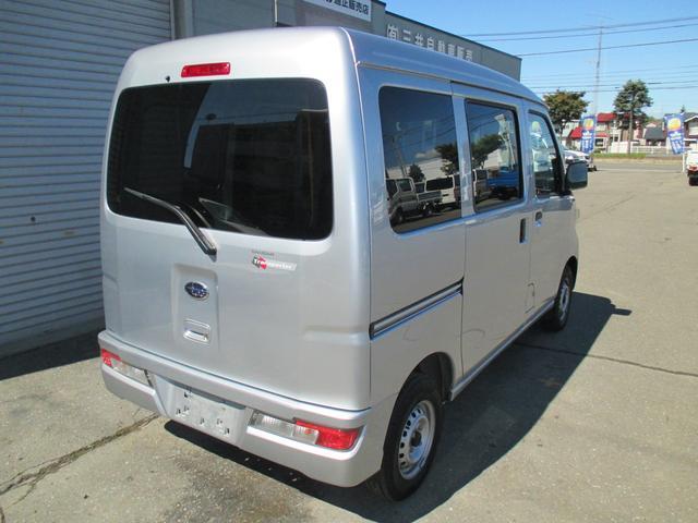 「スバル」「サンバーバン」「軽自動車」「北海道」の中古車4