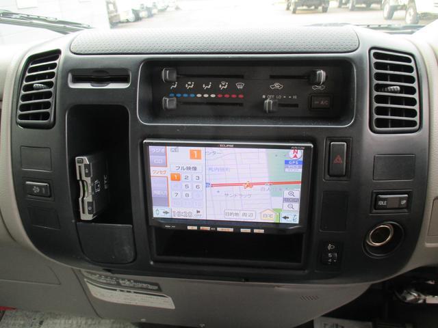Wキャブロングシングルジャストロ 4WD(11枚目)