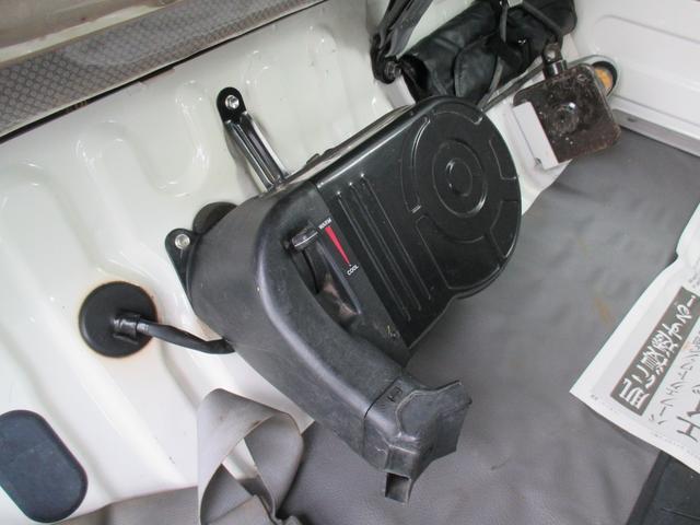 Wキャブロングシングルジャストロ 4WD(16枚目)