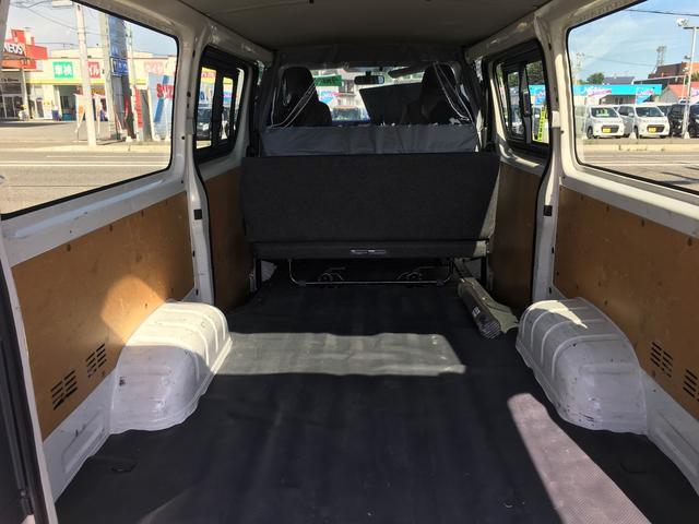 トヨタ ハイエースバン ロングDX 4WD ディーゼルターボ ナビワンセグ Bカメラ
