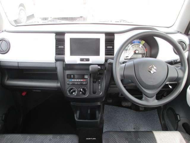 スズキ ハスラー A 4WDキーレス シートヒーター