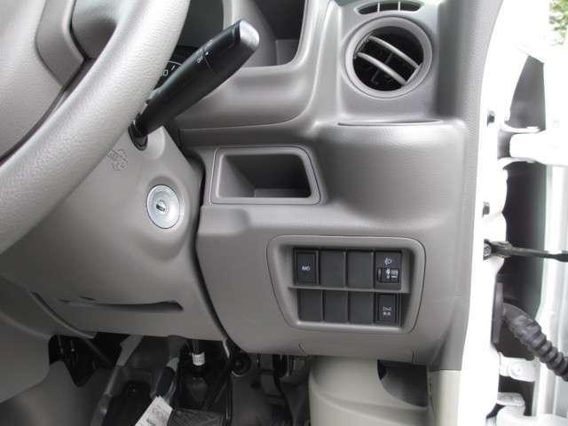 スズキ エブリイ PA ハイルーフ 4WD 両側スライドドアー Wエアバッグ