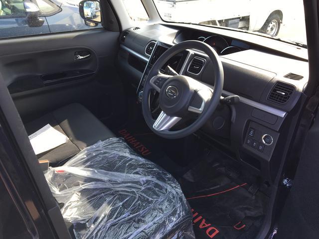 ダイハツ タント カスタムX トップエディションSAII 4WD