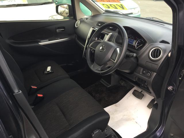 日産 デイズ ハイウェイスターX Vセレクション+セーフティII 4WD