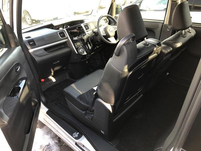 ダイハツ タント カスタムX トップエディションSAIII 4WD