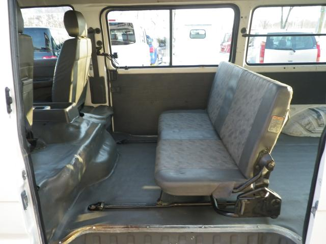 三菱 デリカカーゴ ロングDX 4パートタイムWD 両側スライド ディーゼル