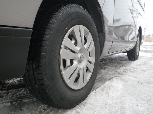日産 NV350キャラバンバン ロングDXターボ4WD タイミングチェーン 社外ナビTV