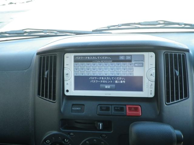 DX 4WD 純正SDナビTV リアヒーター(12枚目)