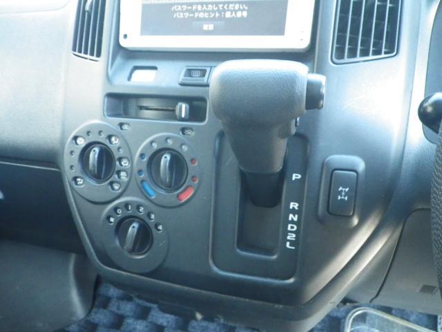 DX 4WD 純正SDナビTV リアヒーター(13枚目)