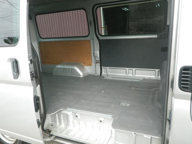 ロングスーパーDX 4WD タイミングチェーン 3人乗り(15枚目)
