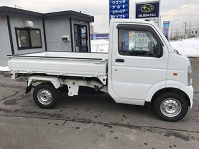 「スズキ」「キャリイトラック」「トラック」「北海道」の中古車3