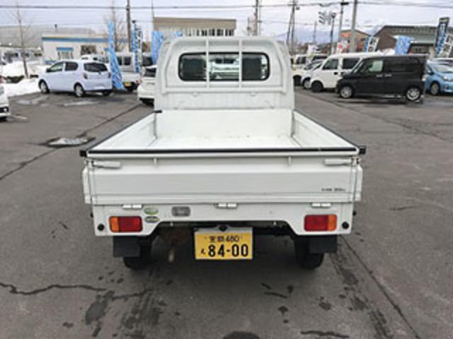 「スズキ」「キャリイトラック」「トラック」「北海道」の中古車4