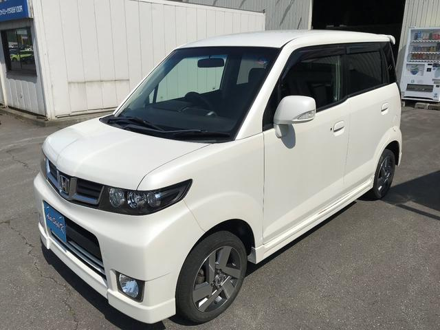 「ホンダ」「ゼストスパーク」「コンパクトカー」「北海道」の中古車7