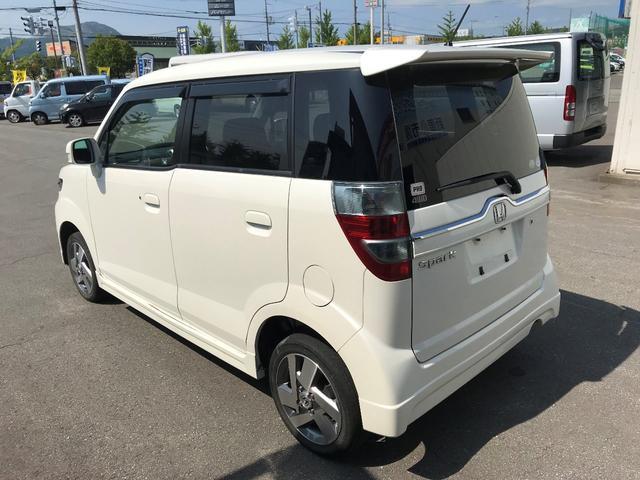 「ホンダ」「ゼストスパーク」「コンパクトカー」「北海道」の中古車9
