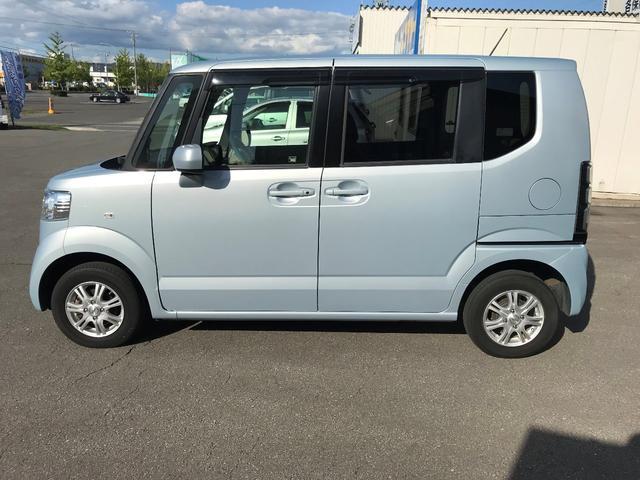 「ホンダ」「N-BOX」「コンパクトカー」「北海道」の中古車5