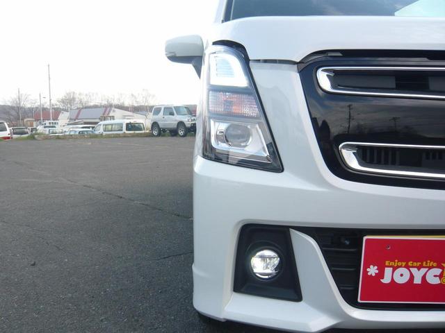 スズキ ワゴンRスティングレー ハイブリッドX 4WD 自社デモカー